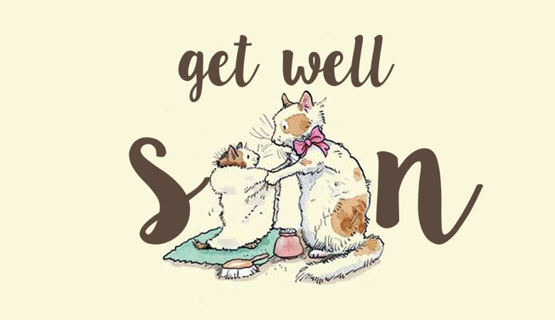Get Well Soon Etiquette