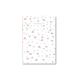 Room Love Triangle A5 Notebook