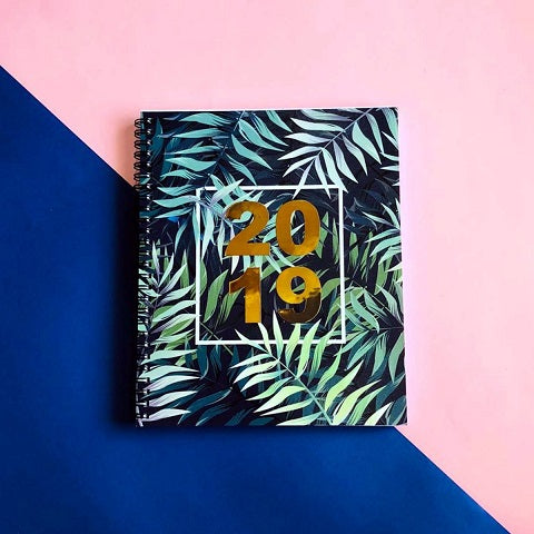 Tropical 2019 Planner