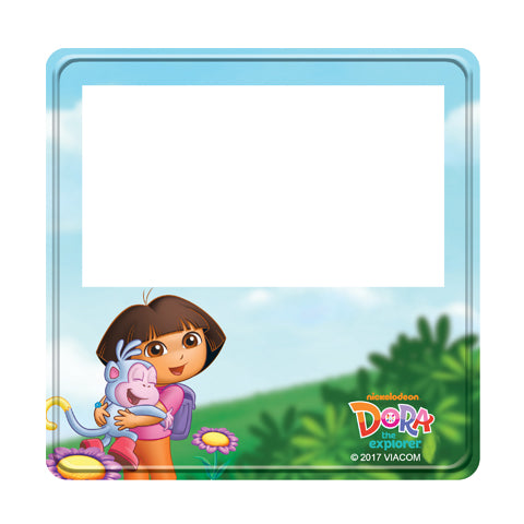 Dora and Boots (Dora the Explorer) Magnetic Photoframe