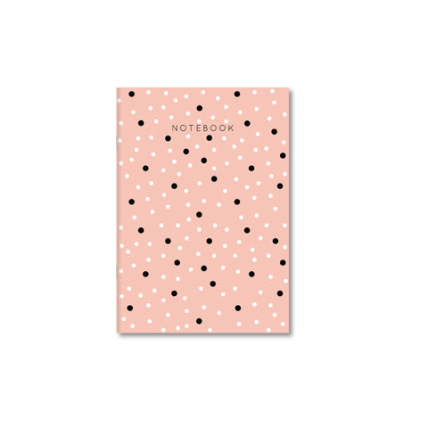 Cookie Pie A4 Notebook