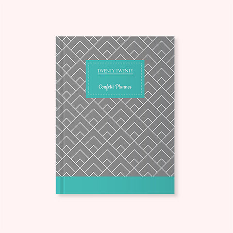 Chevron Twist 2020 Planner