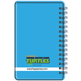 Mutants Rule (Teenage Mutant Ninja Turtles) Metal Notebook