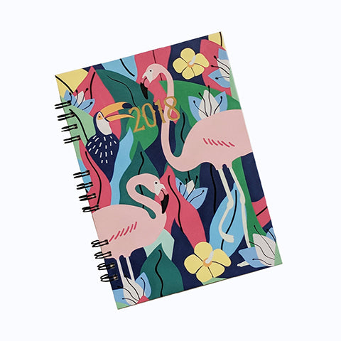 Tropical 2018 Planner