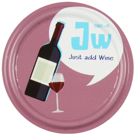 Wine O' Clock Magnet