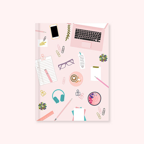 Desk Situation 2020 Planner