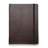Chocolate Brown Hardbound Journal