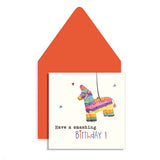 Smashing Birthday Greeting Card