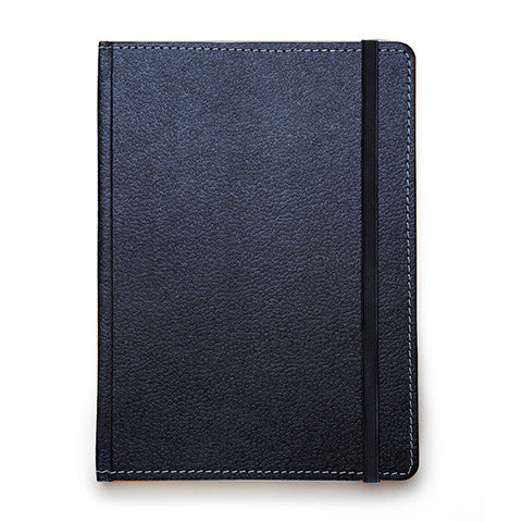 Navy Blue Hardbound Journal