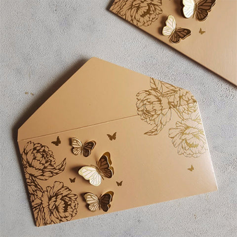 Flutter By Money Envelope
