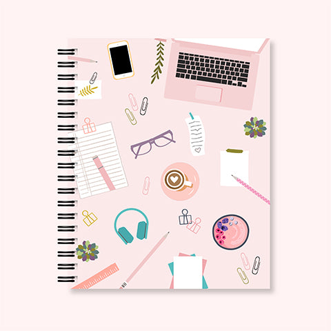 Desk Situation Wiro 2020 Planner