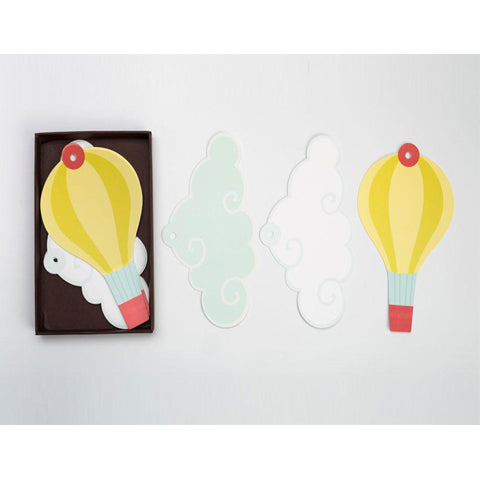 Hot Air Balloon Gift Tags