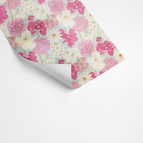 The Bloom Wrapping Paper