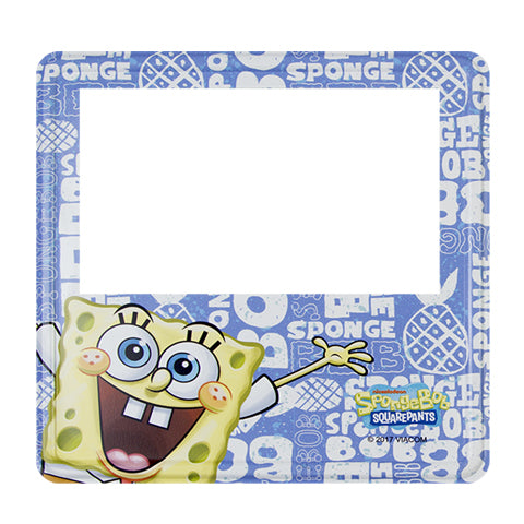 Pineapple Bob (Spongebob Squarepants) Magnetic Photoframe