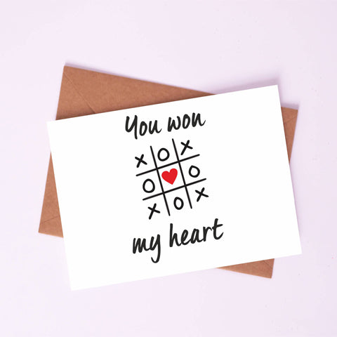 Love Cards 02- Pack of 5