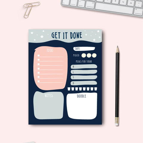 Get it Done Daily Planner