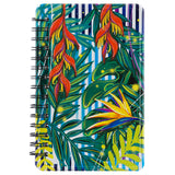 Tropical Paradise  Metal Notebook