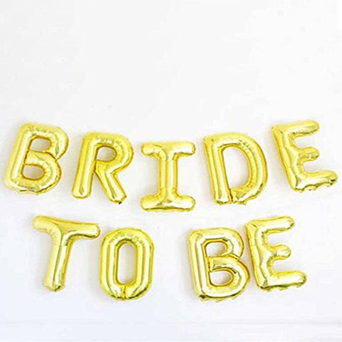 Bride To Be Balloon