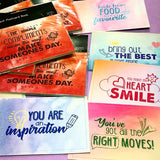 Compliment Postcards