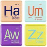 It's Elementary! Coasters