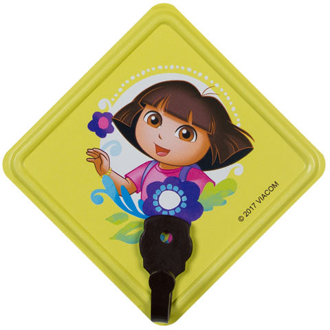 Yellow Dora the Explorer Metal Hook