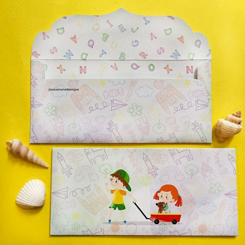 Elder Brother Money Envelopes