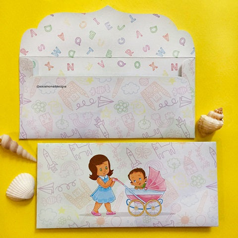 Elder Sister Money Envelopes