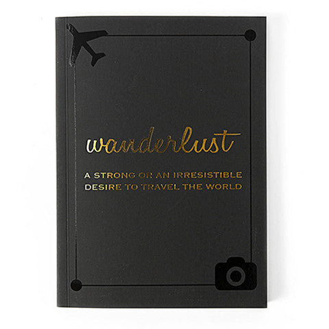 Wanderlust - Travel Journal