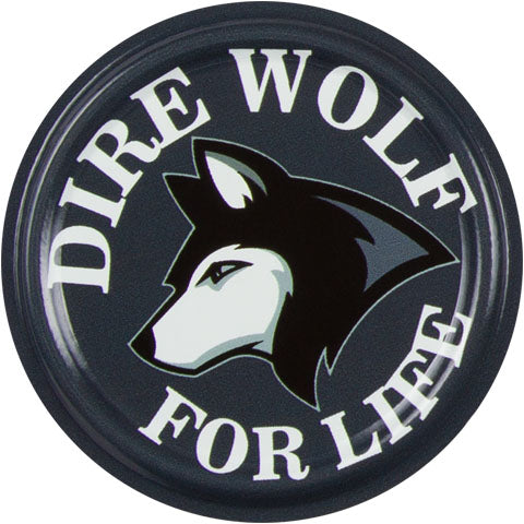 Dire Wolf Badge