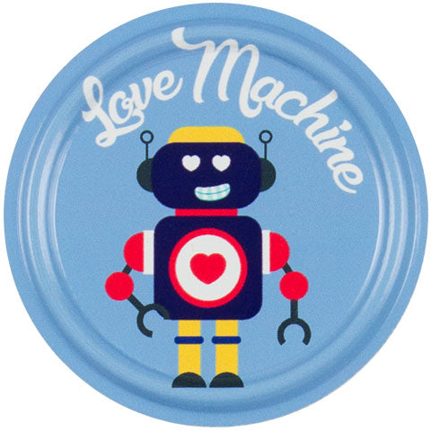 Love Machine Badge