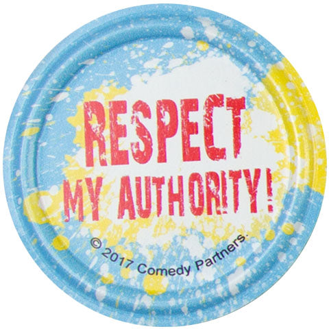 Respect My Authority (South Park) Badge
