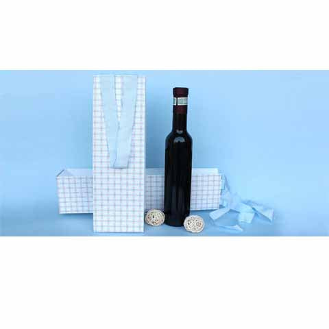 Criss Cross Bottle Bag