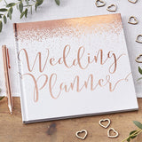 Rose Gold Wedding Planner