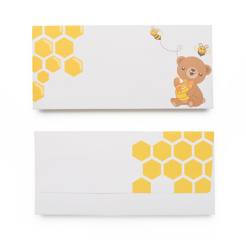 Get this cute Bee Mine money envelope online from The Papier Project.