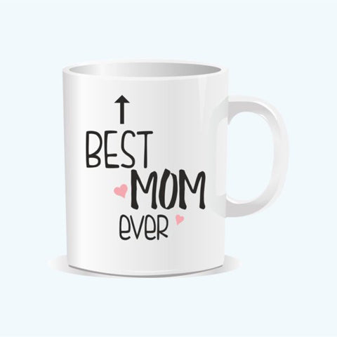 Best Mum Award Mug