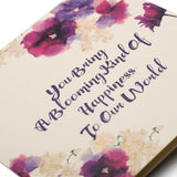 Blooming Happiness Greeting Card
