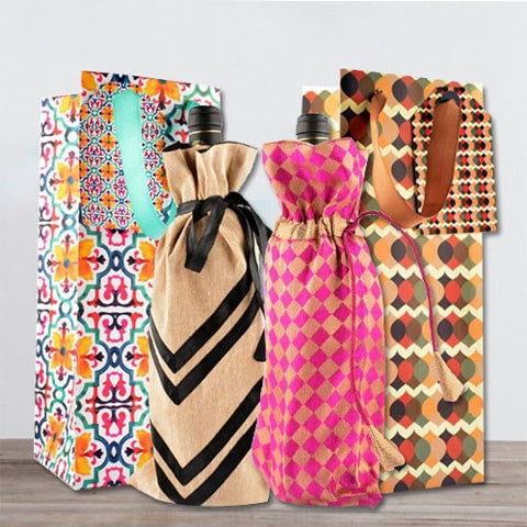 Build Pack of 5 Bottle Bags