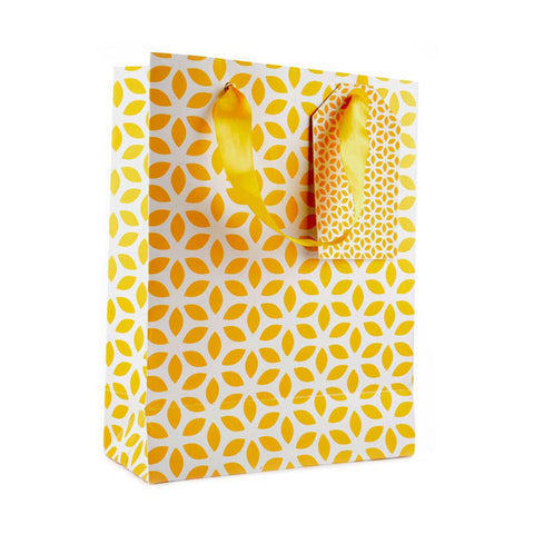 Yellow Gift Bag - Dosas & Mimosas