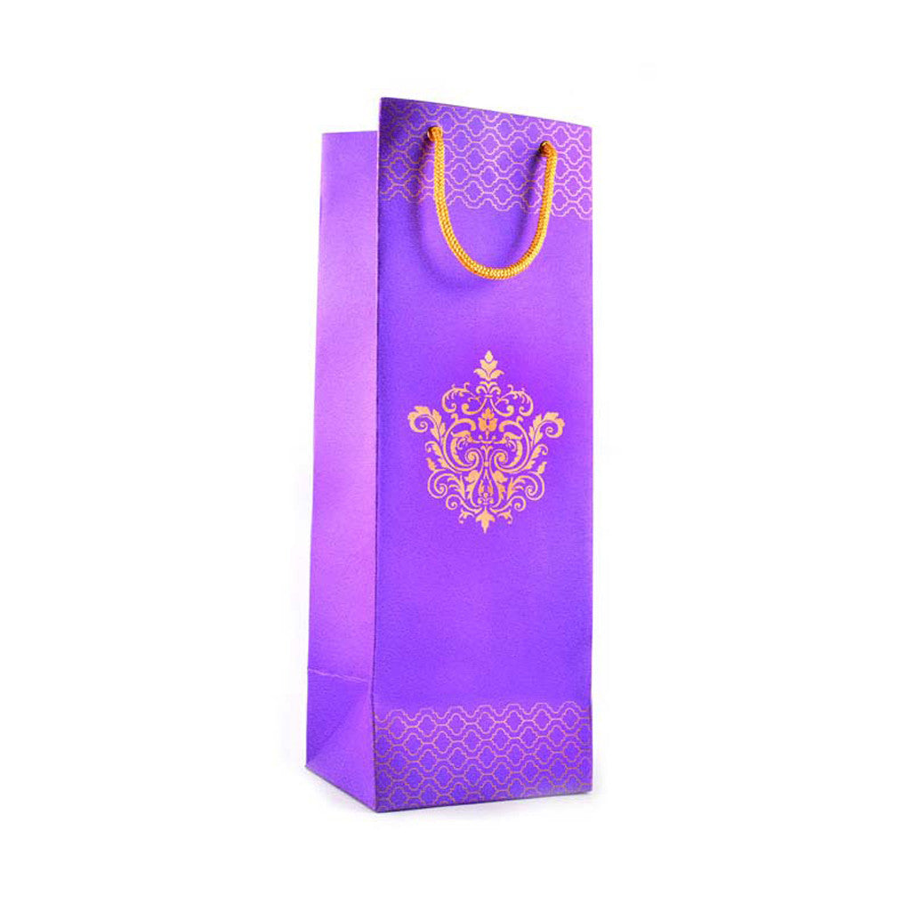 Filigree Got Me Tipsy Bottle Bag