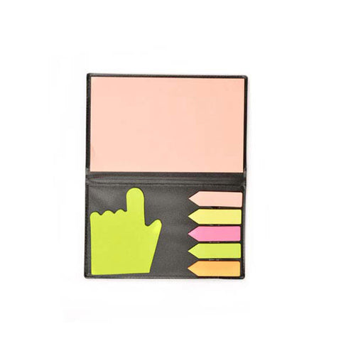 Look Here! Remember Me? Sticky Notes - Use these colorful flags to highlight important tasks.