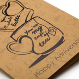 Mug o'lovin Greeting Card