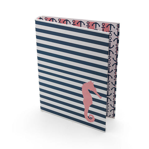 Folders Online: Nautical Aquaria Folder