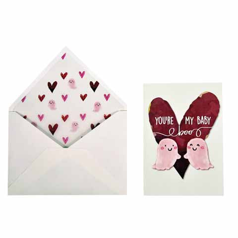 Baby Boo Love Card