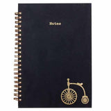 Vintage Gold Foil Notebook