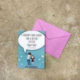 Better Sister Greeting Card