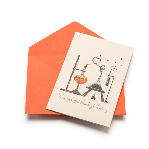 Sizzle Sizzle Greeting Card