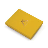 Yellow Leatherette