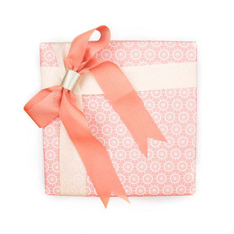 Pink Gift Wrapping Paper - Wheels of Fortune