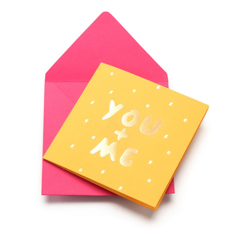 You + Me:Anniversary,Romantic & Valentine Greeting cards for lovely couples