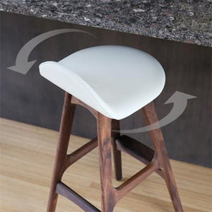 ERIK BUCH - MODEL 61 - SWIVEL SEAT